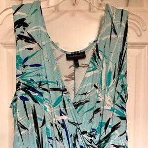 Lane Brant Knee Length Maxi Dress